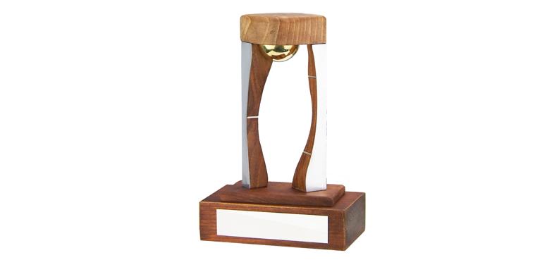 O Ara Solis é o símbolo dos Premios Galicia de Turismo