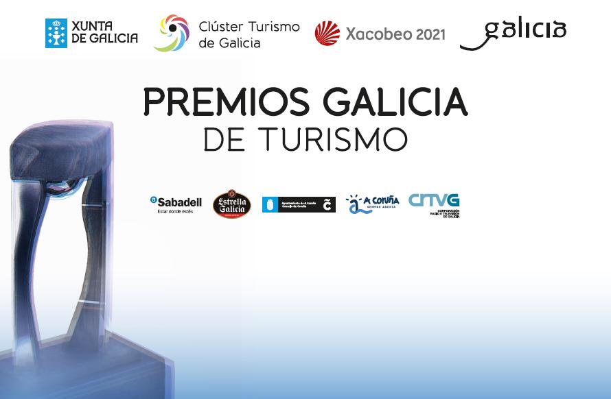 Outorgados os Premios Galicia de Turismo 2019